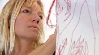 Video «Mit der Nähmaschine gegen Unterdrückung» abspielen