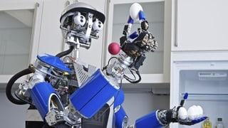 Robotersorgen von übermorgen