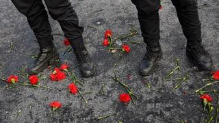 Weltweites Entsetzen über Anschlag in Istanbul
