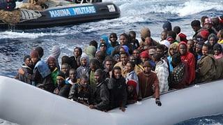 Massengrab Mittelmeer