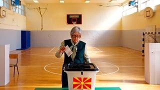 Präsidentenwahl geht in die zweite Runde