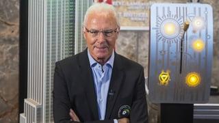 Fifa: Busse und Verwarnung gegen Beckenbauer