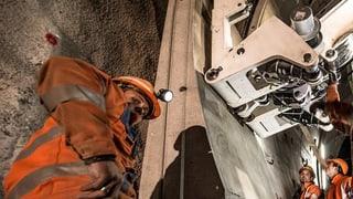 Neue Variante für Sanierung des Weissensteintunnels