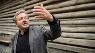 Parc Adula: Gion A. Caminada wünscht sich eine andere Diskussion