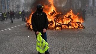 Frankreich verhängt teilweises Demo-Verbot