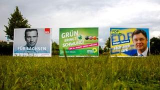 Landtagswahl Sachsen: CDU gewinnt – Eurokritiker legen zu