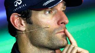 Stäubles «Man of the Race»: Mark Webber