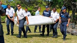 Das auf La Réunion gefundene Wrackteil gehört zu MH370