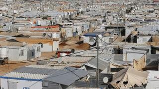 Syrische Flüchtlinge trauen dem Frieden nicht (Artikel enthält Audio)