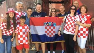 Cuminanza croata tuttina loscha da lur equipa