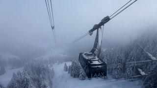 Schlechter Winter und starker Franken: Bergbahnen im Minus