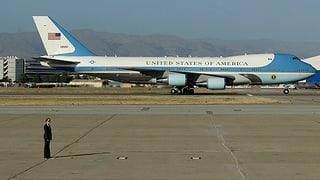 Boeing baut die neue Air Force One