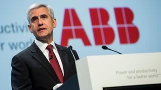 ABB organisiert sich neu