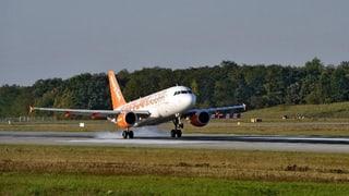 Euroairport bleibt 2012 unter der Südanflug-Limite