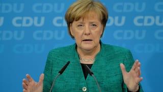 Merkel vul 4 novs ministers