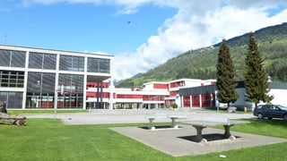 Experientscha positiva cun uffants dal Löwenberg en scola a Glion