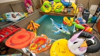 Wasserspielzeug: Das Risiko schwimmt mit (Artikel enthält Audio)