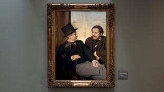 Video «Bilder allein zuhaus: Degas und Evariste de Valernes (10/30)» abspielen