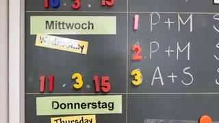 Aargauer Regierung will an Lehrplan 21 festhalten