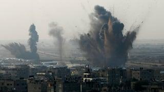 Nahost-Konflikt: Diplomatische Drähte laufen heiss