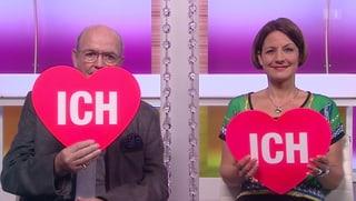 Sepp Trütsch und Tochter Angela (Artikel enthält Video)
