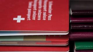 Dritte Ausländergeneration kann schneller Schweizer werden