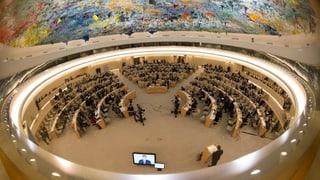 Im Abkommen Schweiz-China werden Menschenrechte nicht beachtet