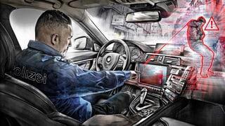 Die Polizei setzt Software ein, um die Gefährlichkeit von Gefährdern einzuschätzen – das hat einen Haken, wie die Recherche von SRF zeigt.