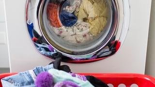 Frisst deine Waschmaschine wirklich Socken?