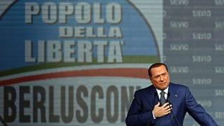 Berlusconi will Koalition oder Neuwahlen