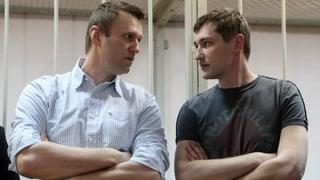 Mehrjährige Haftstrafen für Nawalny-Brüder