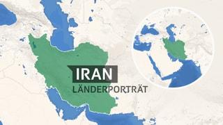 Iran in Zahlen und Fakten
