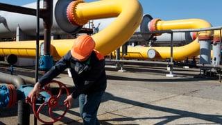 Ukraine und Russland suchen Lösung im Gasstreit