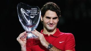Masters Cup in Schanghai: Federer, who else?