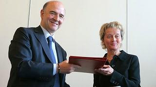 WAK lässt Frankreich nicht an den Steuertopf