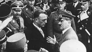Éric Vuillard schildert das Geschehen um den Anschluss Österreichs 1938