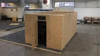 Asylzentrum Muttenz kann nicht wie geplant eröffnet werden