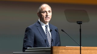 CEO Joseph Jimenez tritt 2018 zurück