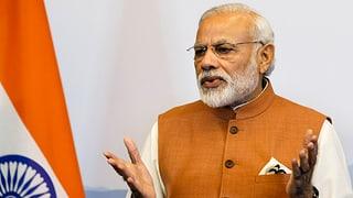 Schweiz und Indien wollen Freihandelsgespräche wieder aufnehmen