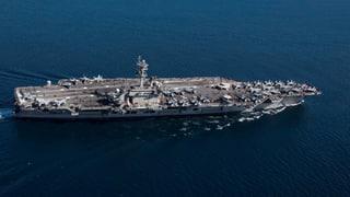 USA rüsten in Nahost weiter auf