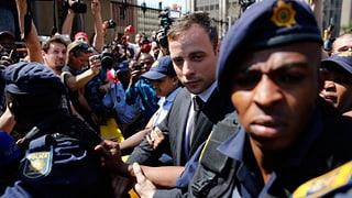 Wütende Reaktionen nach mildem Pistorius-Urteil