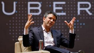Uber-Chef kündigt Trump offenbar die Gefolgschaft