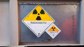 Hohe Chancen für Atomendlager im Aargau? Zeitungen spekulieren