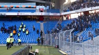 Basler Strafgericht verurteilt drei Fussballfans