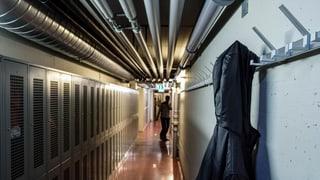 Unterirdische Asylunterkunft: In Wohlen gibt es 80 Plätze