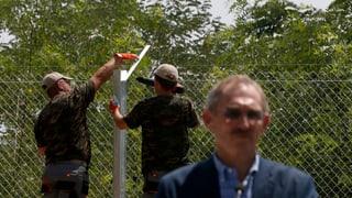 Ein Land, ein Zaun – Ungarn will die Balkanroute sperren