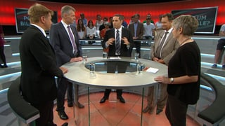 «Arena»: Poker um Bilaterale - Wirtschaft schlägt Alarm