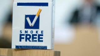 «Ich bin stärker»: Neue Anti-Tabak-Kampagne setzt auf Motivation