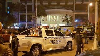 Verletzte bei Angriff auf Hotel in Ägypten