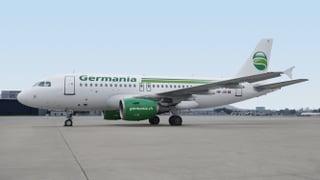 Germania kann Abflüge nicht garantieren (Artikel enthält Audio)